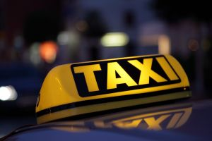 HE BORDERED A TAXI ONLY TO MEET HIS DEATH