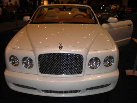 they rented a Bentley to woo her