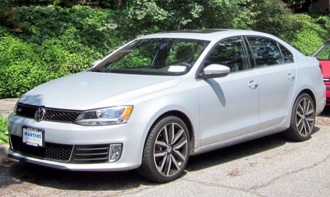 Murray's 2012 Volkswagen jetta gli