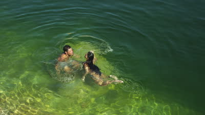 'OOOOH CHLOE, THIS WATER AND THE FEELING OF YOU NEXT BY MY SIDE MAKES ME FEEL SO GREAT' HE SAID AS HE GOT CLOSER