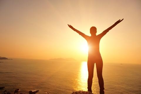 winner ,hope, bright life