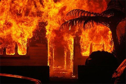 KENYA BURNING SCHOOLS