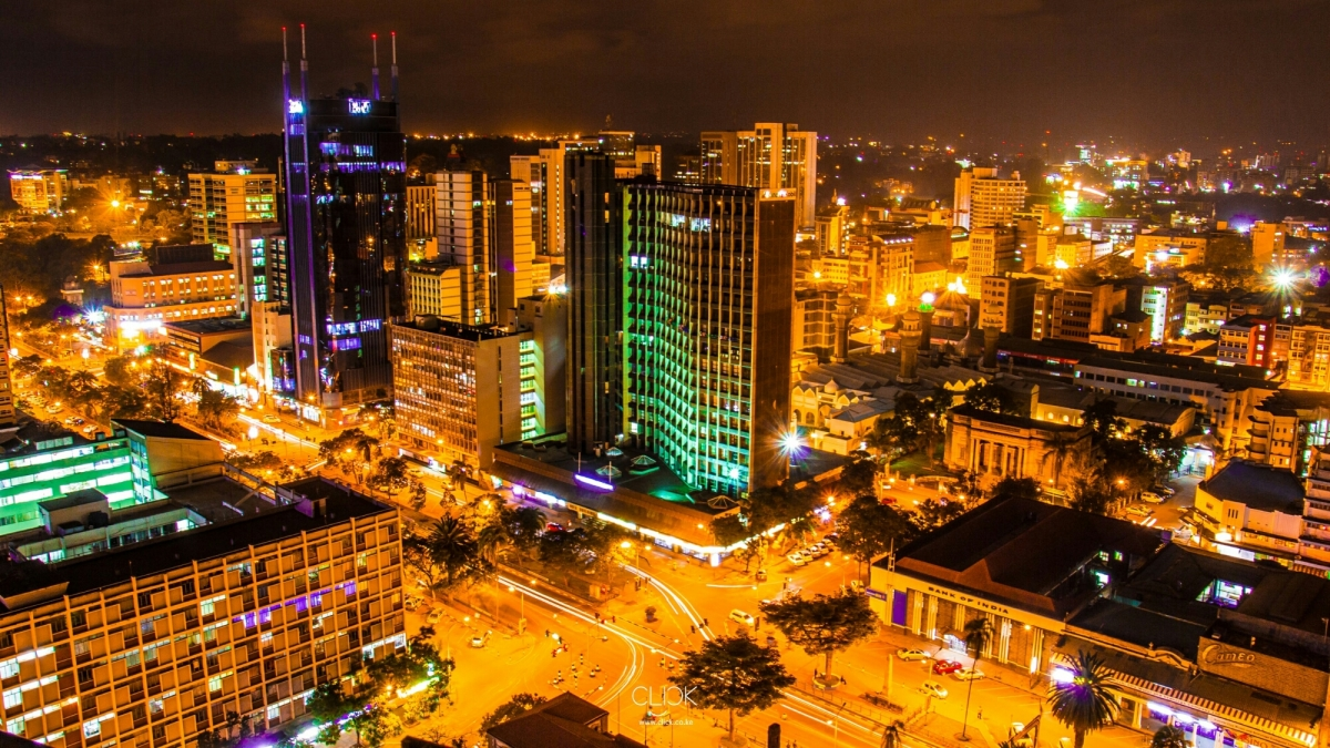 DESESPERADO: NAIROBI CITI  CHRONICLES