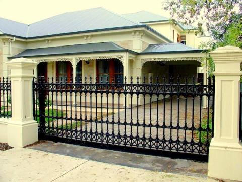 Wrought-Iron-Gates-Fences-Steel-Fabrication-Melbourne_1